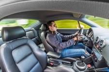 intérieur cuir noir Audi TT mk1